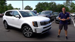 Is The 2020 Kia Telluride S The BEST Value Midsize SUV To BUY?