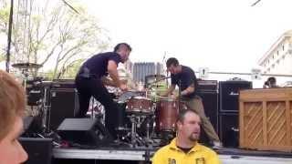 Twenty One Pilots - We Found Love / Drum Duet