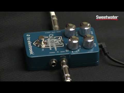 TC Electronic Dreamscape John Petrucci Signature Multi-Effects Pedal Review by Sweetwater