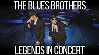 The Blues Brothers - Legends in Concert Video