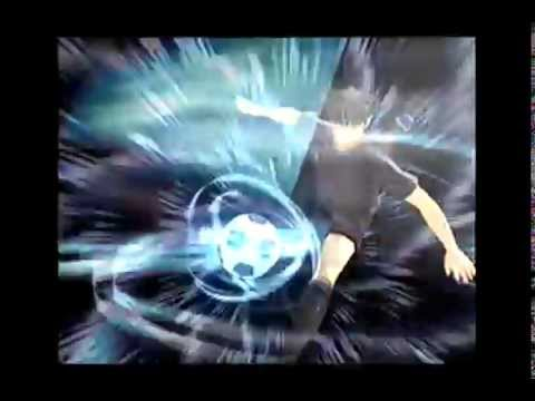 Captain Tsubasa PS2 unlimited special shots