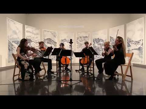 "Schoenberg ""Verklarte Nacht"" for String Sextet at CU Boulder's Art Museum"