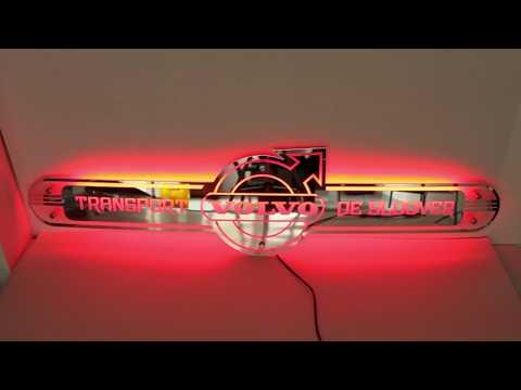 Produkt Video - LKW LED Schilder
