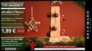 257ers   Holz (Weihnachtslied)