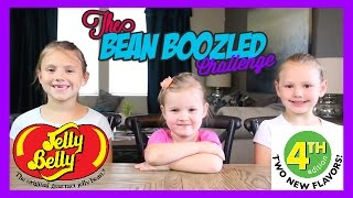 BEAN BOOZLED CHALLENGE 4TH EDITION! SUPER GROSS JELLY BEANS | THE WEISS LIFE