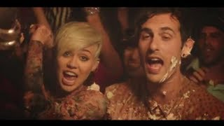 Borgore ft. Miley Cyrus Decisions Music Video!