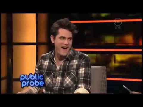 John Mayer's Laugh