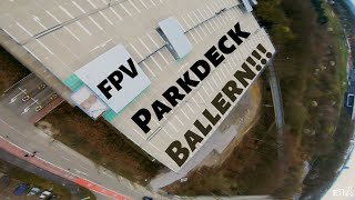 Parking Deck II FPV Freestyle