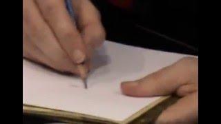 Alan Lee Au Salon Du Livre à Paris