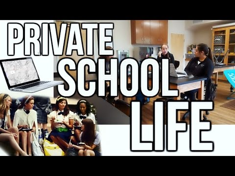 , title : 'What Private School is Like