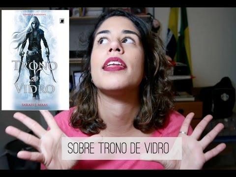 PITACO LITERÁRIO | TRONO DE VIDRO (o livro e a série)
