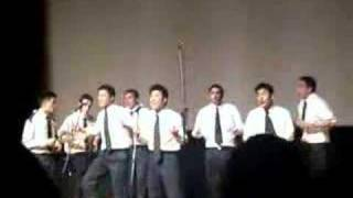 UC Men's Octet - The Hardest Part of Breaking Up
