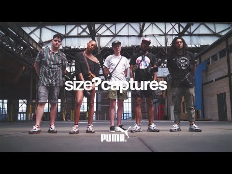 size?captures Amsterdam with PUMA