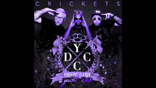 Crickets (feat. Jeremih) - Drop City Yacht Club