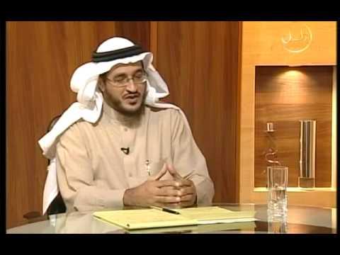 برنامج مداولات ثقافية الدكتور بكار ترسيخ القيم 2