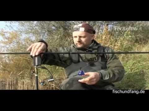 Matze Koch - Matzes Angelschule: So wird die Karpfenrute abgelegt