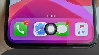iPhone 11 SECRET Virtual Home Button?! — How to Enable & Setup
