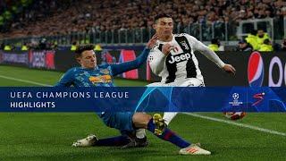 UEFA Champions League | Juventus vs Atletico Madrid | Highlights