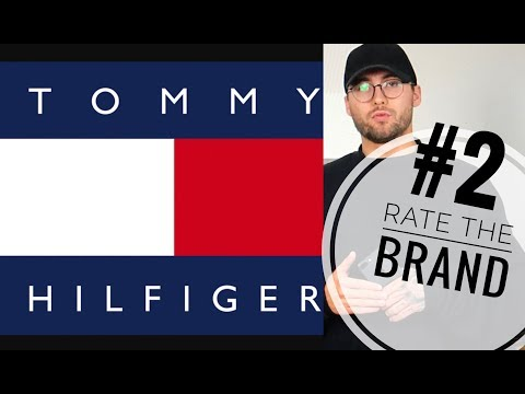 Tommy Hilfiger |RATE THE BRAND #2 | Philipp Lüders