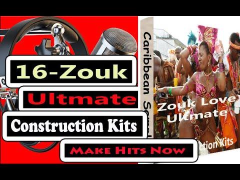 16 Construction Kits Zouk Love