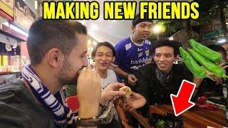 Gambar cover Sudirman NIGHT MARKET Bandung with new Indonesian Friends
