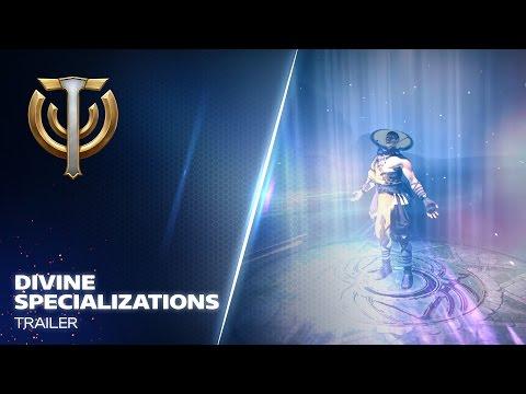 Divine Specializations Trailer