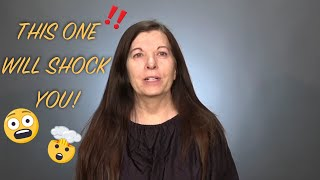 Long Dark Hair Over 60? A MAKEOVERGUY® Makeover