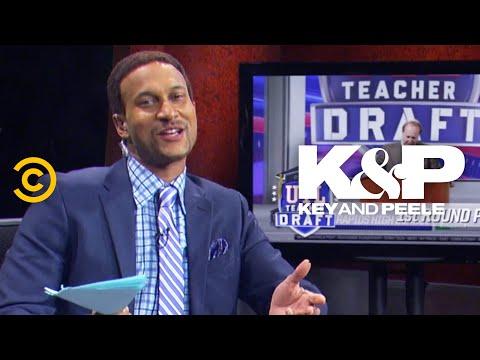 If We Treated Teachers Like Pro Athletes - Key & Peele