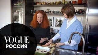 Модные рецепты с Элеттрой Росселлини-Видеманн: традиционный английский ужин Грейс Коддингтон
