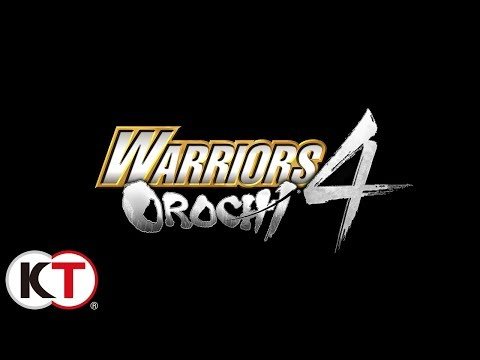 Warriors Orochi 4 - Teaser thumbnail
