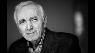 Charles Aznavour-A ma fille +Lyrics