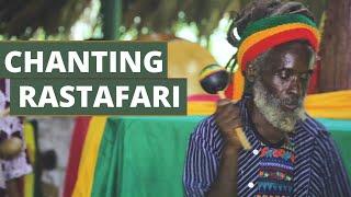 Chanting Rastafari