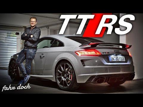 AUDI TT RS 2019 | Legendärer R5 Zylinder Turbo für 100.000€ ? Review und Fahrbericht | Fahr doch