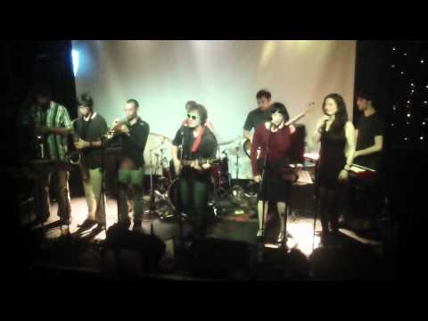 Palumbo and the Funk - Who Knows. Live