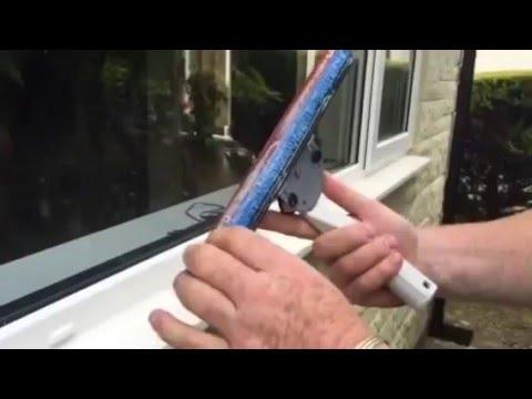 Limpieza de cristales - Raquetas - Escobillas Wagtail