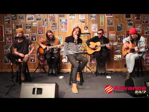Cage The Elephant Buzz Session - Too Late To Say Goodbye - 102.9 The Buzz