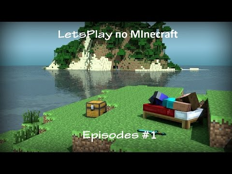 ( Безумные приключения) [Летсплей #1] MINECRAFT!!!