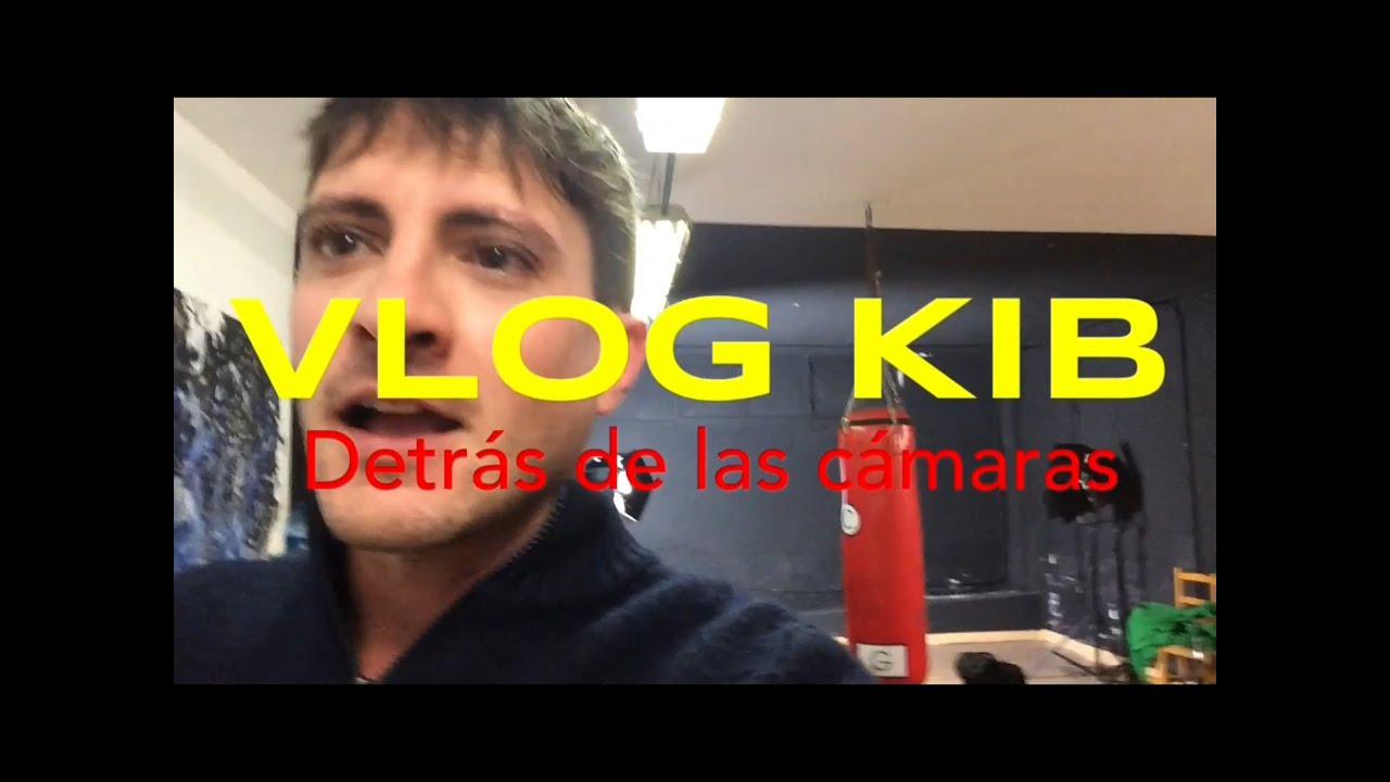 VLOG KIB - Detrás de las cámaras - Cocinando Caperucitas