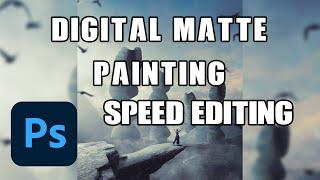 Photoshop editing, fantasy art