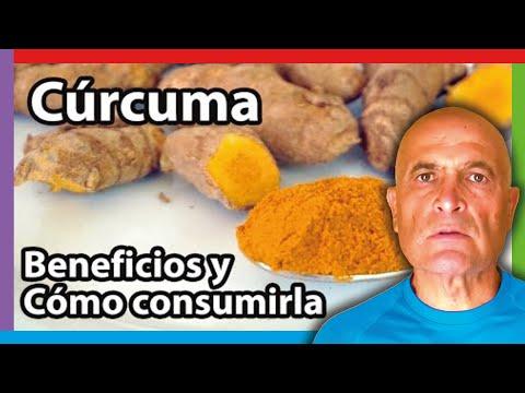 Cúrcuma - Beneficios y cómo consumirla