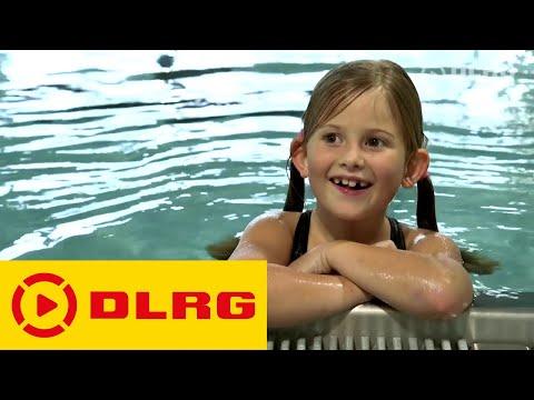 Die DLRG Schwimmausbildung - Jugendschwimmabzeichen Bronze