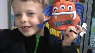 Monster Match (Kosmos) - ab 6 Jahre - auf der Empfehlungsliste Kinderspiel des Jahres 2019