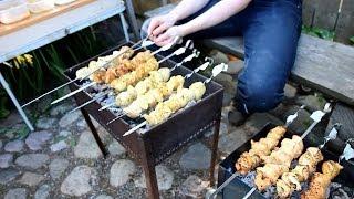 Смотреть онлайн Топ 11 маринадов для курицы