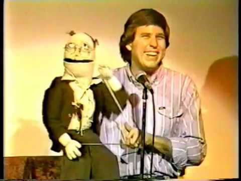 Najlepszy brzuchomówca świata Dan Horn i jego Orson