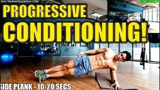 Progressive Full Body Workout by Jordan Yeoh Fitness