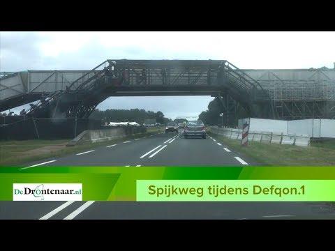 Lowlands: Neem de trein naar Dronten of Lelystad en nièt naar Harderwijk