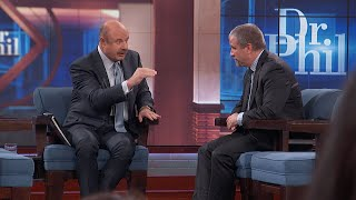 'You've Not Focused One Bit On Saving That Young Man's Life,' Dr. Phil Tells Dad Whose Son Uses D…