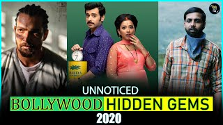 Top 10 Unnoticed But Excellent Bollywood Movies You Must Watch In 2020 [ Hidden Gems  of 2020 ]