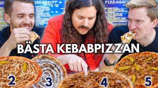 Vilken är Göteborgs bästa kebabpizza?