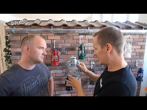 Feuerhand Sturmlaterne 276 - Anleitung und Tipps vom Hersteller